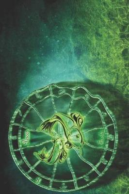 Pisces by Zodiac Sign Journal