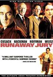 Runaway Jury on DVD