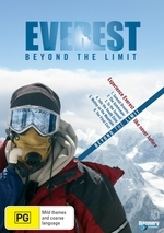 Everest - Beyond The Limit on DVD