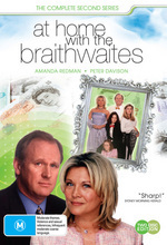 At Home With The Braithwaites - Complete Series 2 (2 Disc Set) on DVD