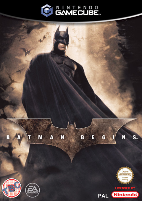 Batman Begins for GameCube