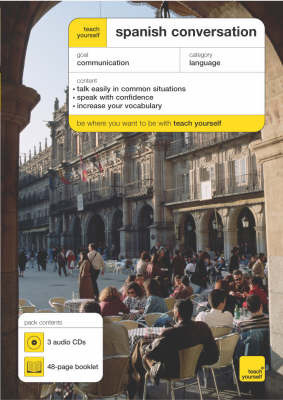 Teach Yourself Spanish Conversation by Juan Kattan Ibarra