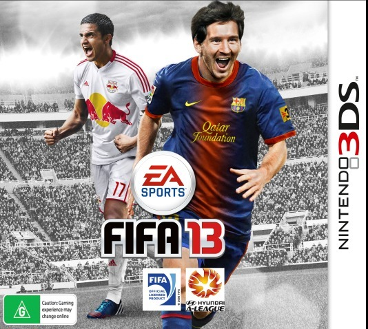 FIFA 13 for 3DS