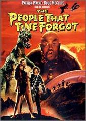 The People That Time Forgot on DVD
