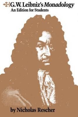 G.W. Leibniz's Monadology by Nicholas Rescher image