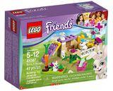 LEGO Friends - Bunny & Babies (41087)