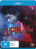 Lupin The Third on Blu-ray