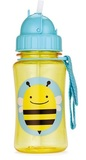 Skip Hop: Zoo Straw Bottle - Bee