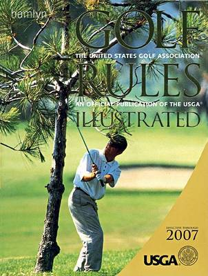 Golf Rules Illustrated 2009 by Hamlyn image