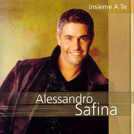 Insieme A Te by Alessandro Safina image