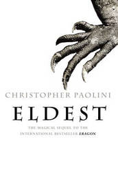 Eldest (Inheritance Cycle #2) - adult edition by Christopher Paolini image