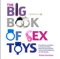 The Big Book of Sex Toys by Tristan Taormino image