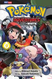 Pokemon Adventures: Black and White, Vol. 9 by Hidenori Kusaka