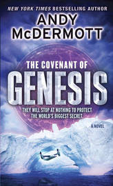 The Covenant of Genesis by Andy McDermott image