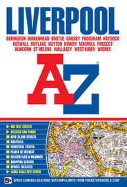 Liverpool Street Atlas by Geographers A-Z Map Company
