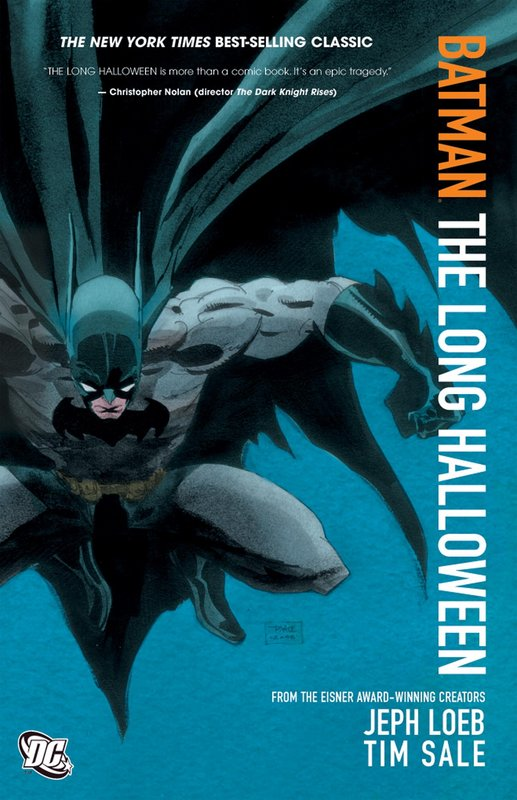 Batman Long Halloween Jeph Loeb Book On Sale Now At Mighty Ape Nz