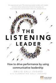 The Listening Leader by Emilio Galli Zugaro image