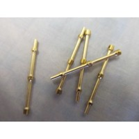 Billing Boats: Rail Stanchion 30mm - 2 Hole (Set of 5)