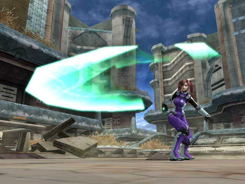 Phantasy Star Universe: Ambition of the Illuminus for PC Games image
