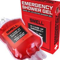 Emergency Shower Gel
