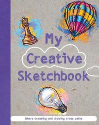 My Creative Sketchbook by Parragon Books Ltd image