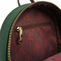 Loungefly: Star Wars Mini Backpack - Boba Fett