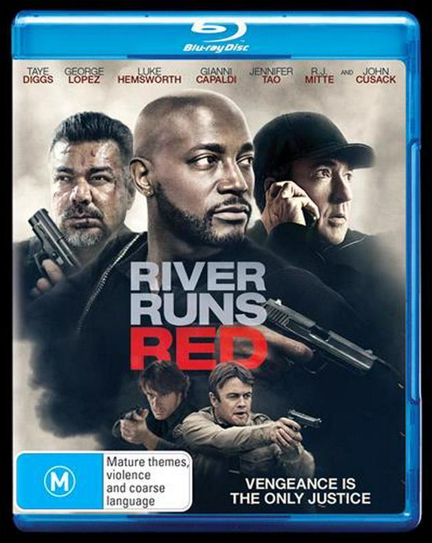 River Runs Red on Blu-ray