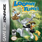 Looney Tunes: Back in Action for Game Boy Advance