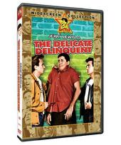 The Delicate Delinquent on DVD