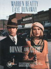 Bonnie and Clyde on DVD