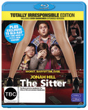 The Sitter on Blu-ray