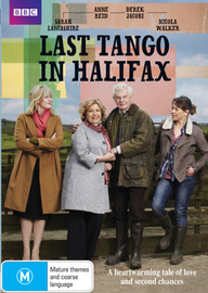 Last Tango in Halifax on DVD