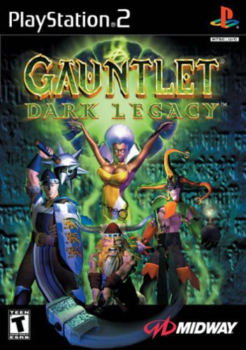 Gauntlet: Dark Legacy for PlayStation 2 image