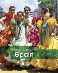 Countries Around the World: Spain (PB) by Charlotte Guillain