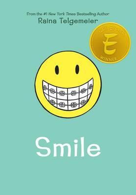 Smile by Raina Telgemeier image