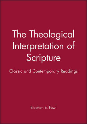 The Theological Interpretation of Scripture image