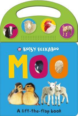 Moo by Roger Priddy