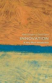 Innovation: A Very Short Introduction by Mark Dodgson image