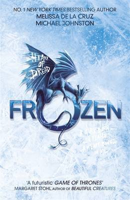 Heart of Dread: Frozen by Michael Johnston image