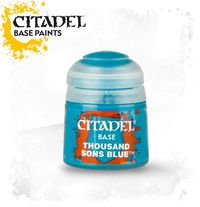 Citadel Base Paint: Thousand Sons Blue (12ml) image
