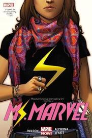 Ms. Marvel Vol. 1 by G. Willow Wison