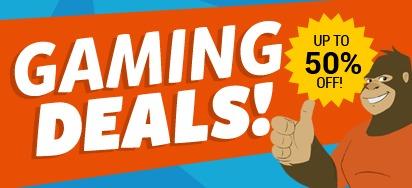 Gaming deals!