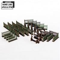 Homeland Apocalypse: PlayPark - Park Bow Fencing