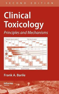 Clinical Toxicology by Frank A Barile image