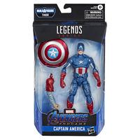 "Marvel Legends: Captain America - 6"" Action Figure image"