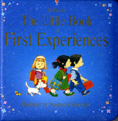 The Little Book of First Experiences Mini Edition image