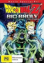 Dragon Ball Z - Movie 11 - Bio Broly on DVD