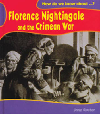 Florence Nightingale and the Crimean War: Big Book by Jane Shuter image