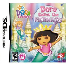 Dora Save The Mermaids for Nintendo DS