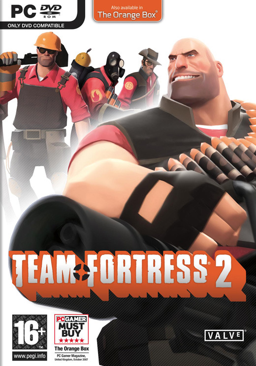 Half-Life 2: Team Fortress 2 for PC